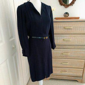"Stella McCartney ""Classic""  Navy Dress Size 44/10"